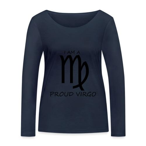 VIRGO - Women's Organic Longsleeve Shirt by Stanley & Stella
