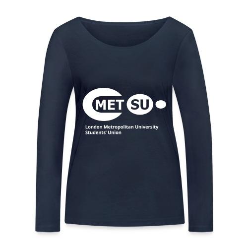 MetSU - London Metropolitan UniversitySU - Women's Organic Longsleeve Shirt by Stanley & Stella