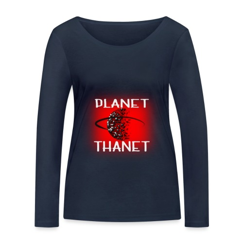 Planet Thanet - Made in Margate - Women's Organic Longsleeve Shirt by Stanley & Stella