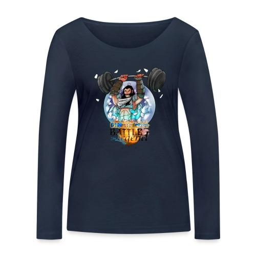 Demi-Géant - Battle for Legend X 01Musculation - T-shirt manches longues bio Stanley & Stella Femme
