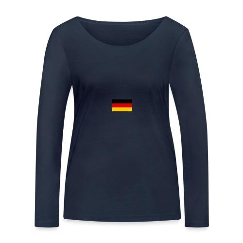 Deutschland - Frauen Bio-Langarmshirt von Stanley & Stella