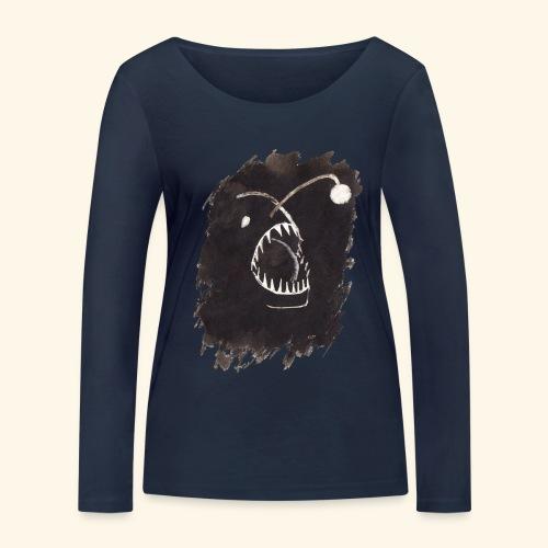 I djupet - Ekologisk långärmad T-shirt dam från Stanley & Stella