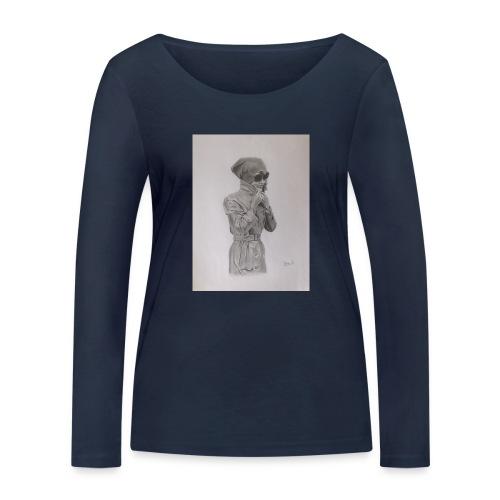Colección Jacky - Camiseta de manga larga ecológica mujer de Stanley & Stella