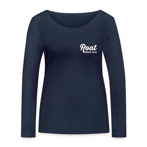 Roat since2013 - Økologisk Stanley & Stella langærmet T-shirt til damer