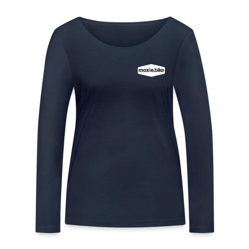 moxie.bike boilerplate - Women's Organic Longsleeve Shirt by Stanley & Stella