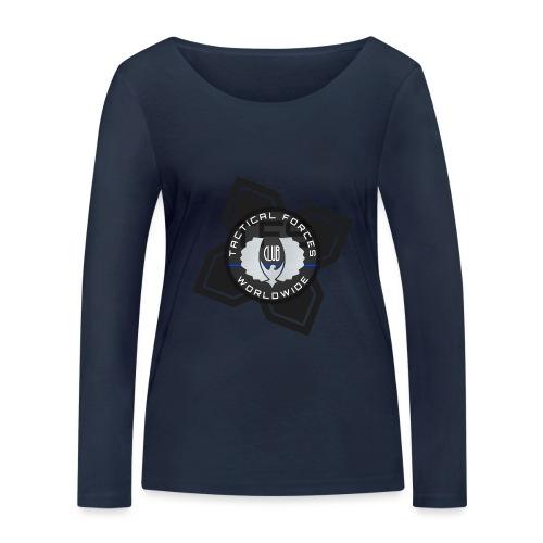 TFS Worldwide dark - T-shirt manches longues bio Stanley & Stella Femme