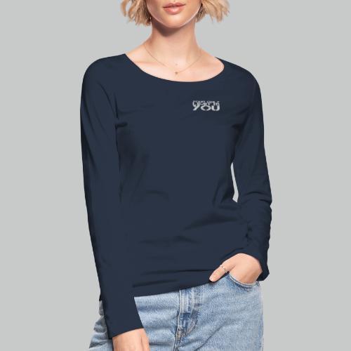 NO LIMIT - Women's Organic Longsleeve Shirt by Stanley & Stella