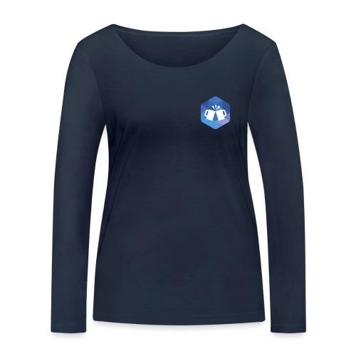 Meetups AFUP - T-shirt manches longues bio Stanley & Stella Femme