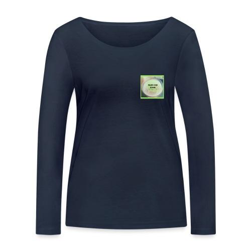 bvi logo 3 - Vrouwen bio shirt met lange mouwen van Stanley & Stella