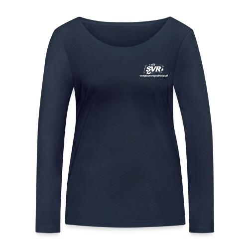 SVR webshop - Vrouwen bio shirt met lange mouwen van Stanley & Stella