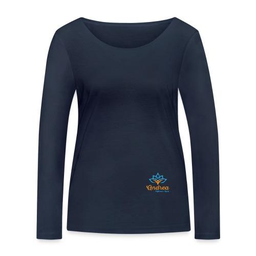 Andrea´s Brand - Frauen Bio-Langarmshirt von Stanley & Stella