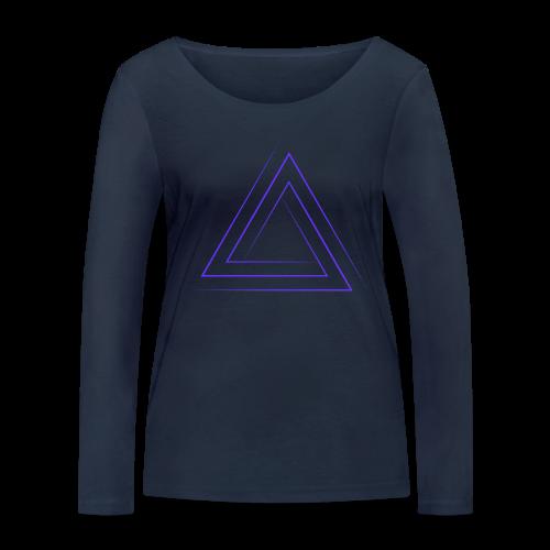 Triangle Ales - Frauen Bio-Langarmshirt von Stanley & Stella