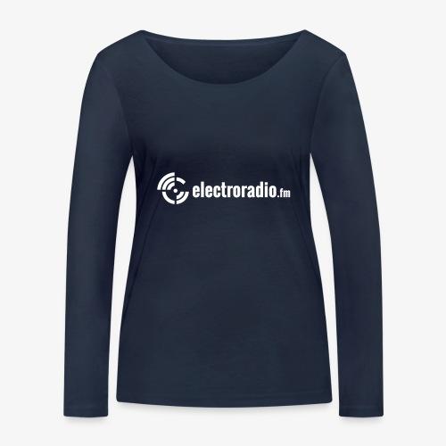electroradio.fm - Frauen Bio-Langarmshirt von Stanley & Stella
