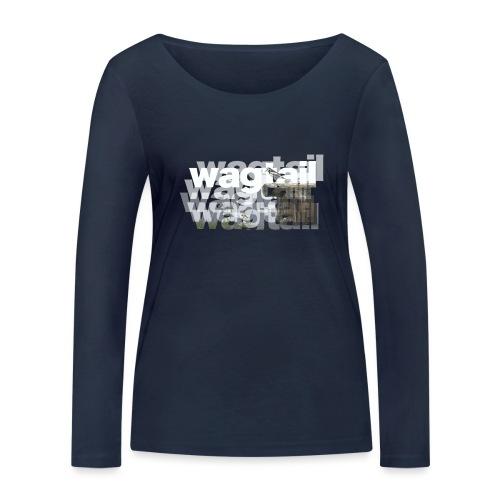 Wagtail - Women's Organic Longsleeve Shirt by Stanley & Stella