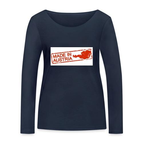 65186766 s - Frauen Bio-Langarmshirt von Stanley & Stella