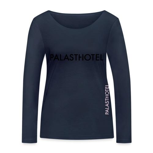 Palasthotel - Frauen Bio-Langarmshirt von Stanley & Stella