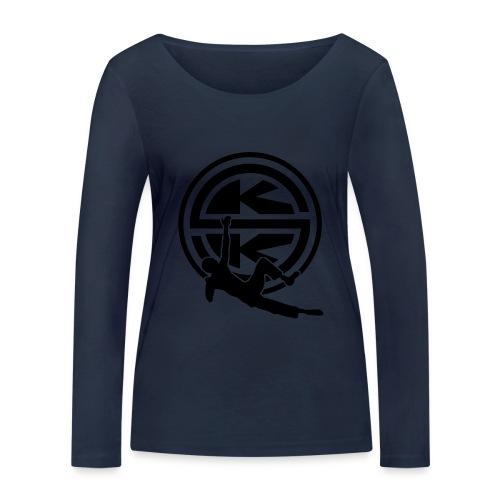 SKK_shield - Ekologisk långärmad T-shirt dam från Stanley & Stella