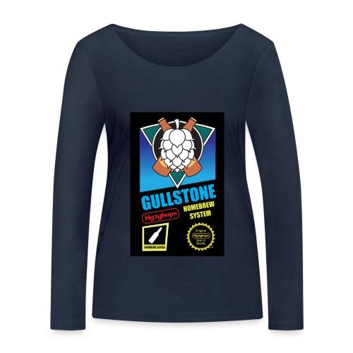 MGTY HOPS GAME - Ekologisk långärmad T-shirt dam från Stanley & Stella