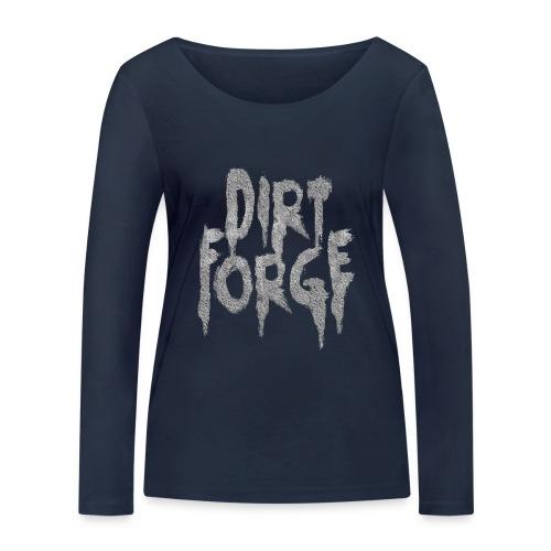 Dirt Forge Gravel t-shirt - Økologisk Stanley & Stella langærmet T-shirt til damer