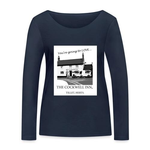 The Cockwell Inn - Women's Organic Longsleeve Shirt by Stanley & Stella
