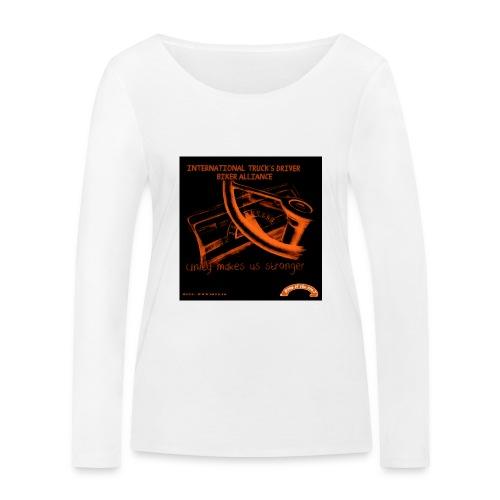 Unity - T-shirt manches longues bio Stanley & Stella Femme