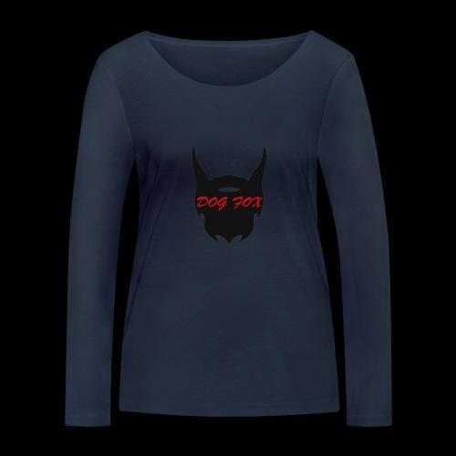 Dogfox Devil - Frauen Bio-Langarmshirt von Stanley & Stella