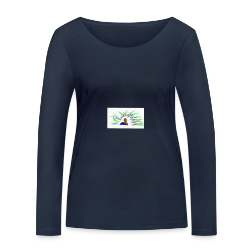Project Drawing 1 197875703 - Women's Organic Longsleeve Shirt by Stanley & Stella