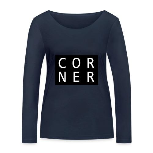 cornerbox - Økologisk Stanley & Stella langærmet T-shirt til damer