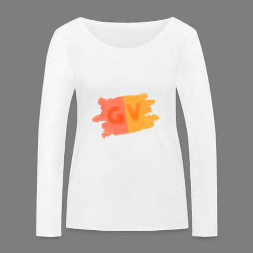 GekkeVincent - Vrouwen bio shirt met lange mouwen van Stanley & Stella
