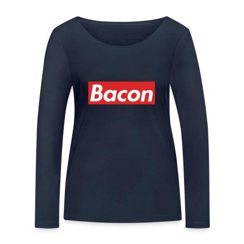 Bacon - Ekologisk långärmad T-shirt dam från Stanley & Stella