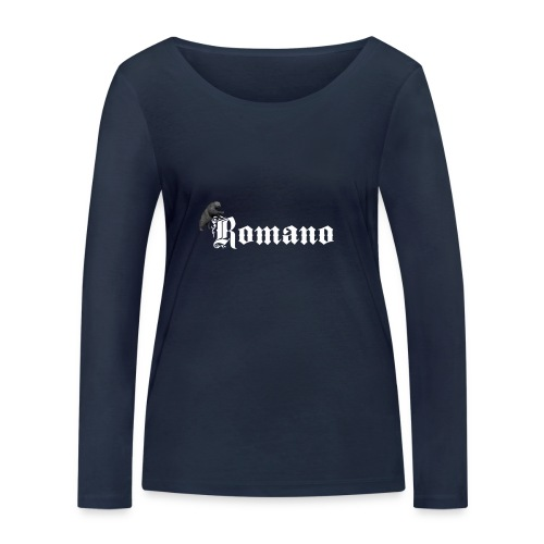 626878 2406603 romano23 orig - Ekologisk långärmad T-shirt dam från Stanley & Stella