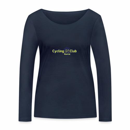 Cycling Club Rontal - Frauen Bio-Langarmshirt von Stanley & Stella