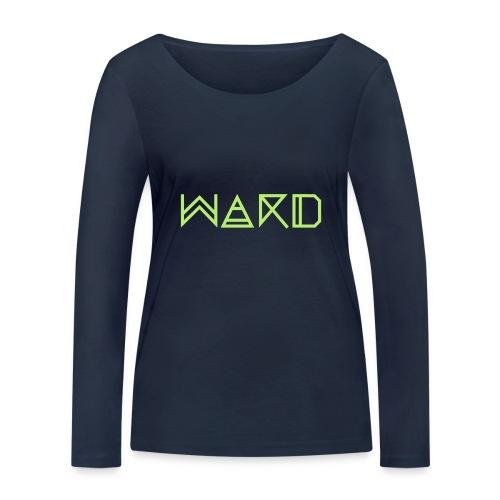 WARD - Women's Organic Longsleeve Shirt by Stanley & Stella