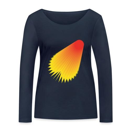 shuttle - Women's Organic Longsleeve Shirt by Stanley & Stella