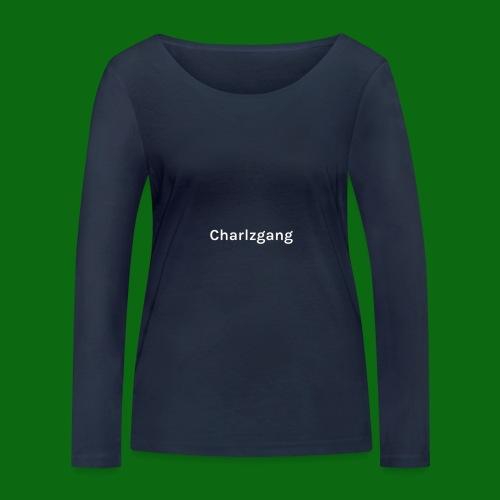 Charlzgang - Women's Organic Longsleeve Shirt by Stanley & Stella