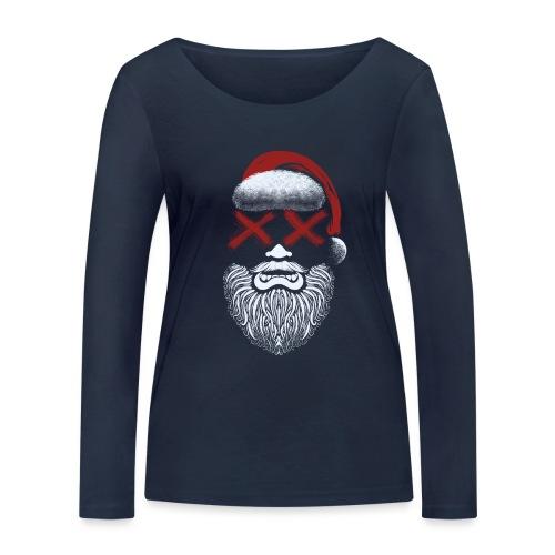 Weihnachten fällt aus - Frauen Bio-Langarmshirt von Stanley & Stella