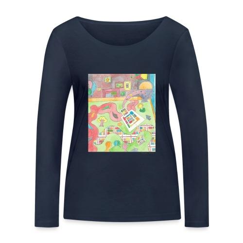 Hope - T-shirt manches longues bio Stanley & Stella Femme