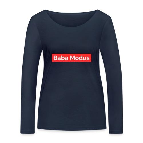 Baba Modus - Frauen Bio-Langarmshirt von Stanley & Stella