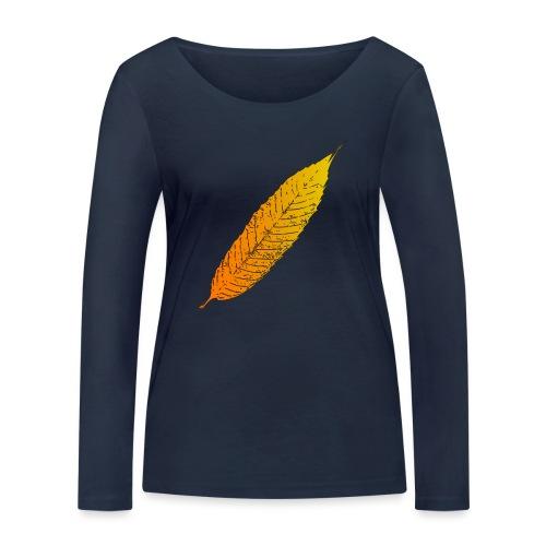 Maroni Golden - Frauen Bio-Langarmshirt von Stanley & Stella