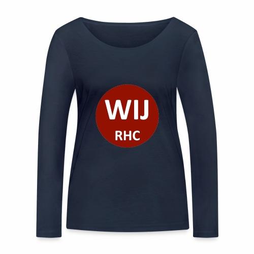 WIJ RHC - Vrouwen bio shirt met lange mouwen van Stanley & Stella