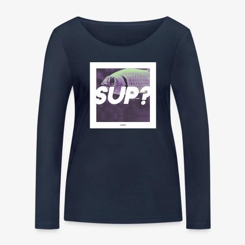 SUP #01 - Frauen Bio-Langarmshirt von Stanley & Stella