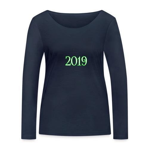 2019 - Women's Organic Longsleeve Shirt by Stanley & Stella