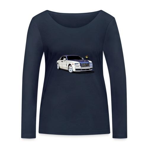 Luxury car - Women's Organic Longsleeve Shirt by Stanley & Stella