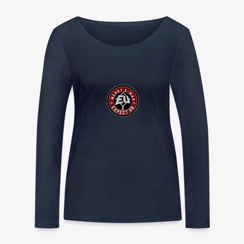 ExpectUsXmas - Ekologisk långärmad T-shirt dam från Stanley & Stella