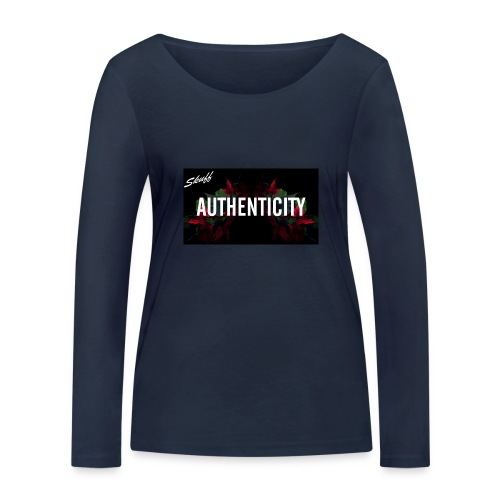 Authenticity - T-shirt manches longues bio Stanley & Stella Femme