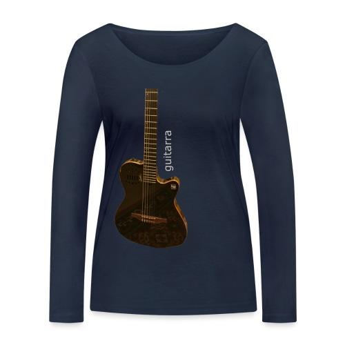Guitarra I - Women's Organic Longsleeve Shirt by Stanley & Stella