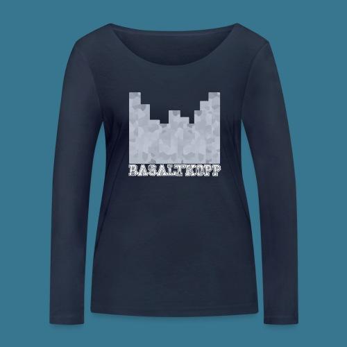 Basaltkopp - Frauen Bio-Langarmshirt von Stanley & Stella