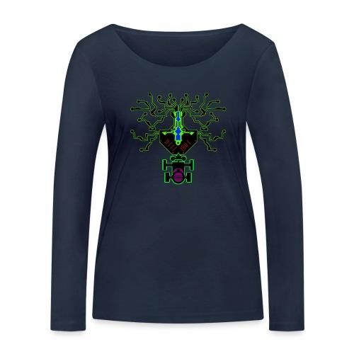 science - Frauen Bio-Langarmshirt von Stanley & Stella