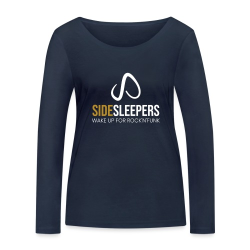 Sidesleepers - Frauen Bio-Langarmshirt von Stanley & Stella