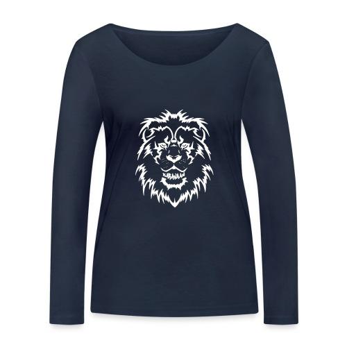 Karavaan LION - Vrouwen bio shirt met lange mouwen van Stanley & Stella